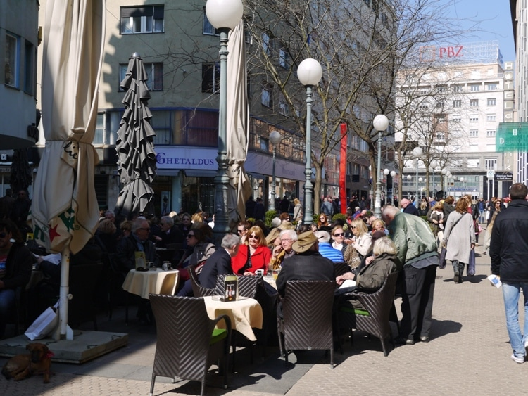 Zagreb Cafe Culture