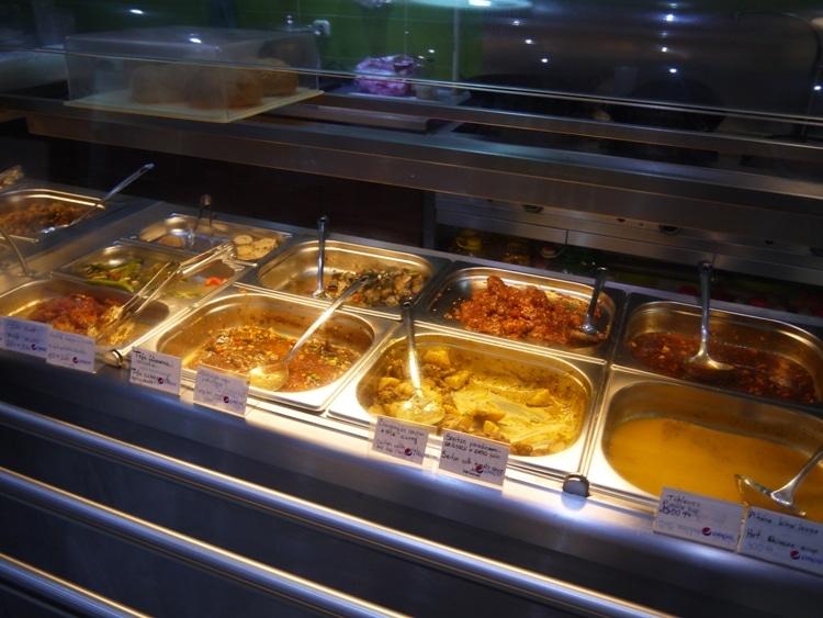 Food At Zen Vegetarian, Budapest