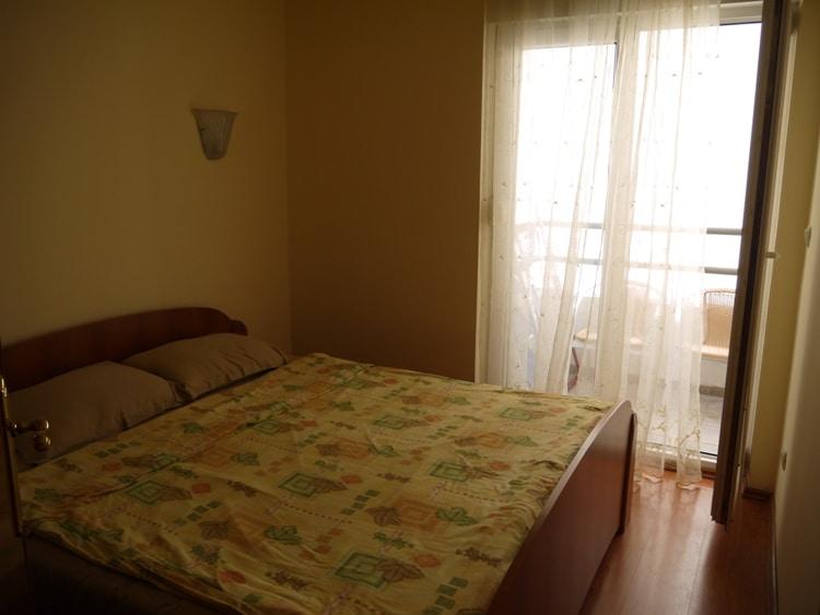 Main Bedroom At Apartments Adriatic Budva