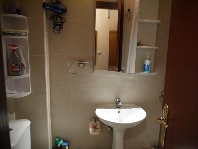 Bathroom At Apartments Adriatic Budva