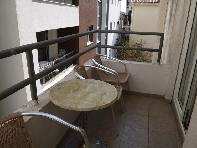 Balcony At Apartments Adriatic Budva