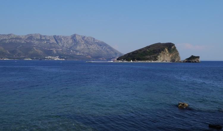 Sveti Nikola Island, Budva, Montenegro