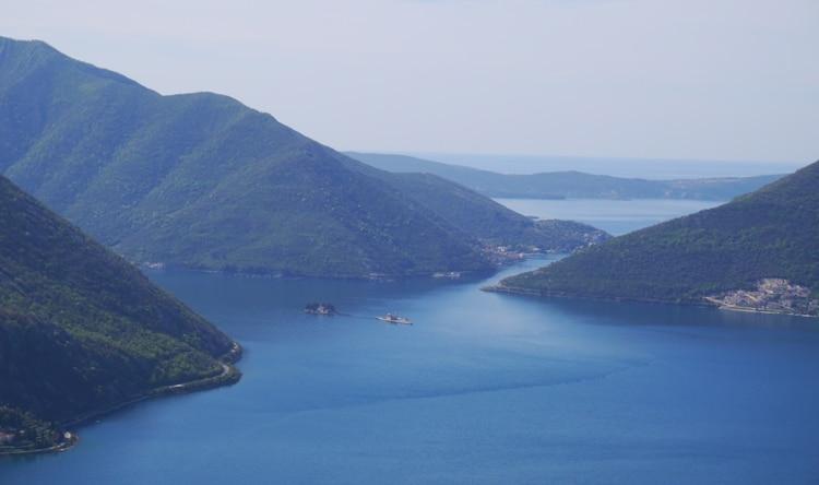 Sveti Dorde & Gospa od Skrpjela, Perast, Kotor Bay