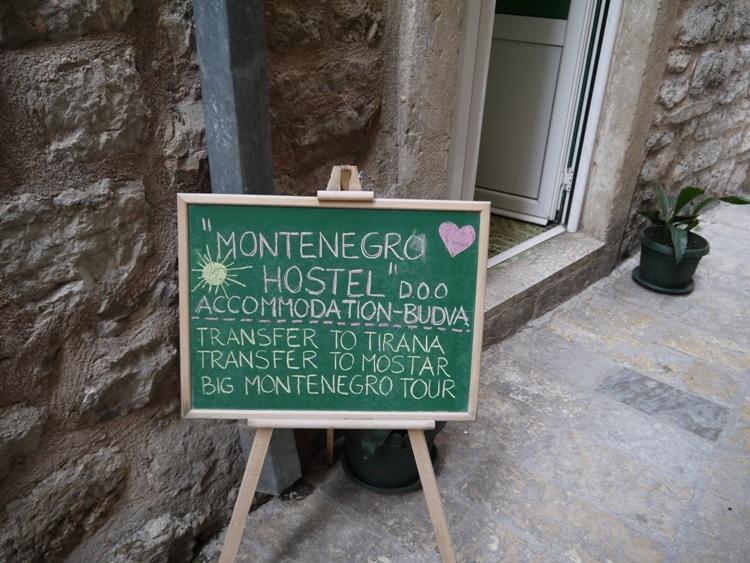 Montenegro Hotel, Budva