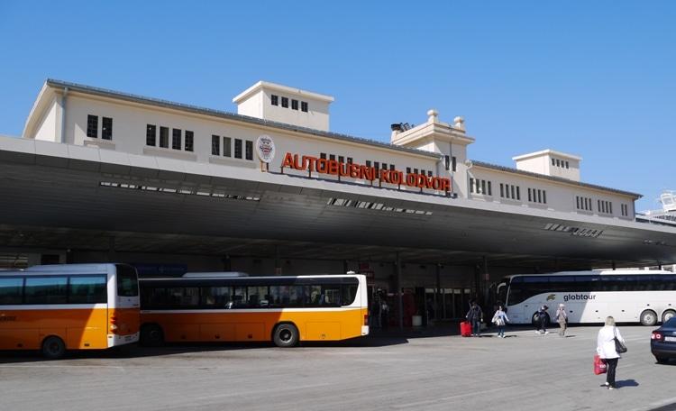 Dubrovnik Bus Station