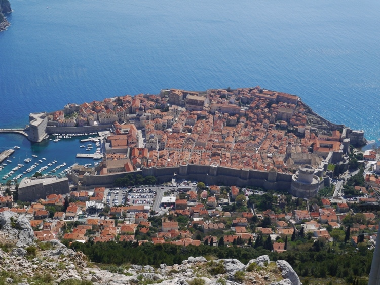 Old City Dubrovnik - A UNESCO World Heritage Site