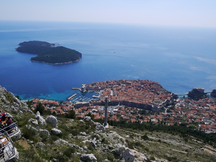 My Favorite View Of Dubrovnik Old Town