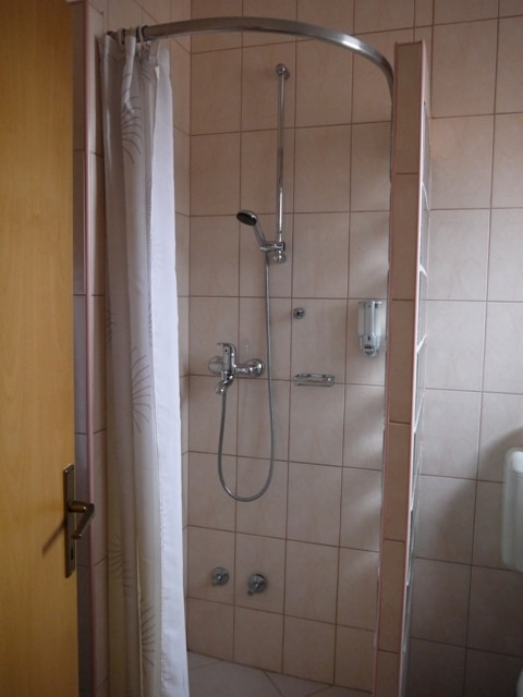 Shower At Guesthouse Kandilj, Sarajevo