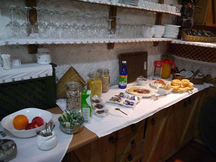 Buffet Breakfast At Guesthouse Kandilj, Sarajevo