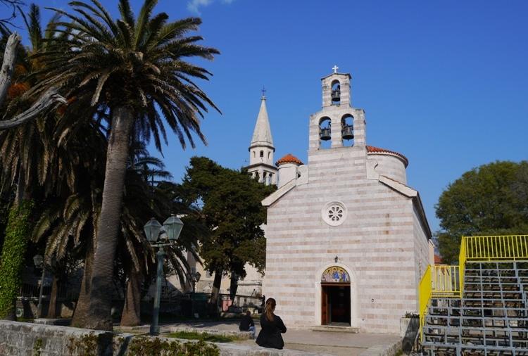 Holy Trinity Church, Budva, Montenegro