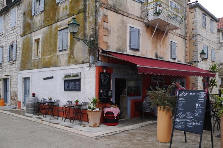 Bistro Kod Damira, Stari Grad, Hvar, Croatia