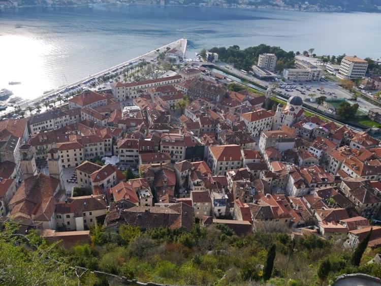 Old City Of Kotor, Montenegro