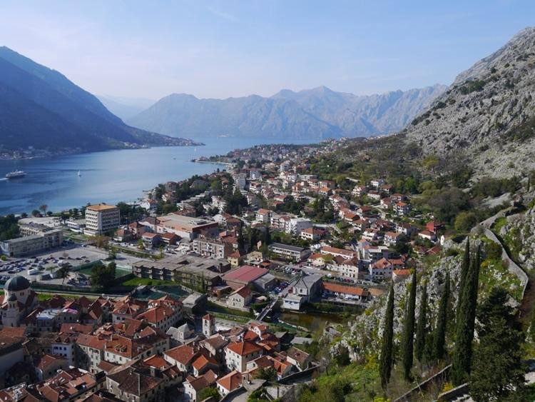 Kotor Town & Kotor Bay, Montenegro