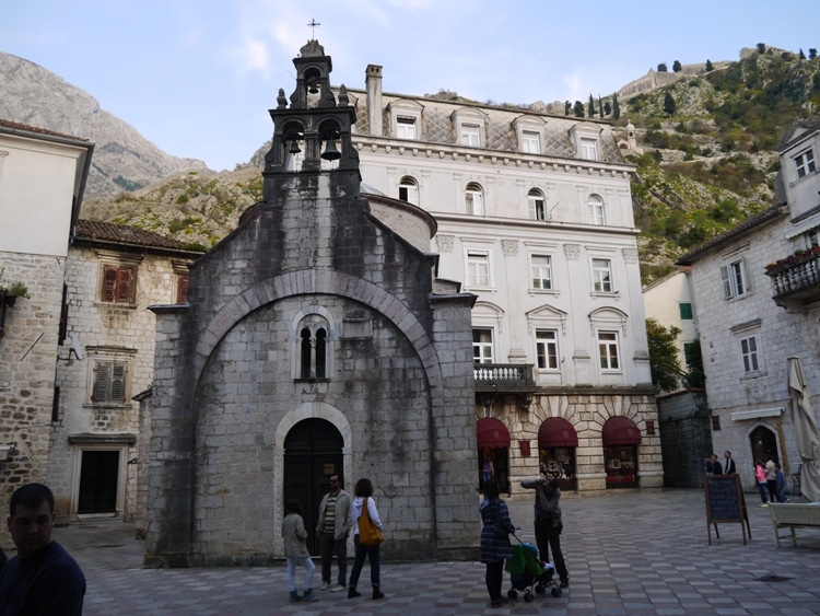 Church Of St. Luke, Kotor