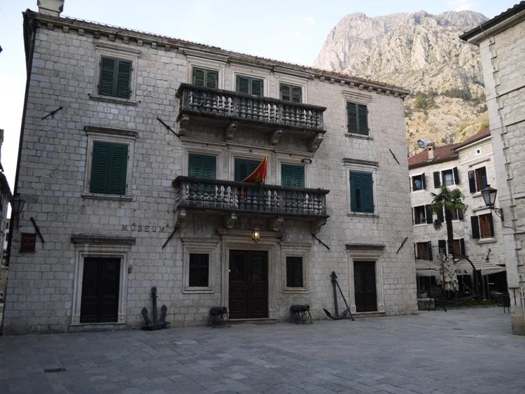 Maritime Museum, Kotor