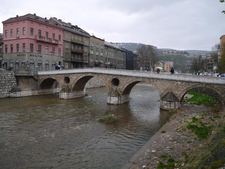 Latin Bridge, Sarajevo