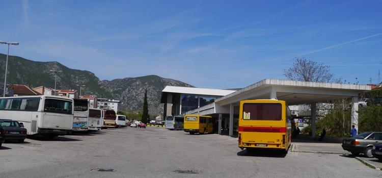Mostar Bus Station