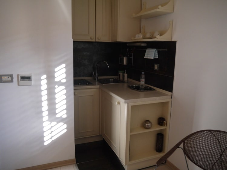 Kitchen At Old Town Ivory Apartment, Dubrovnik