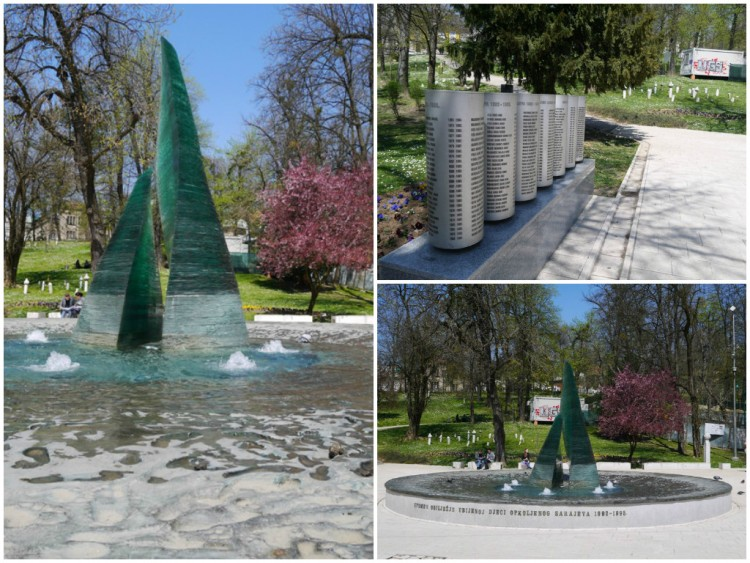 Children's Memorial, Sarajevo
