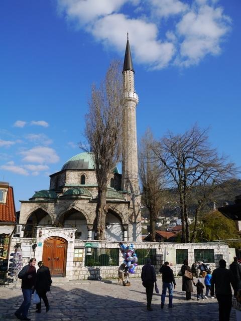 Bascarsija Mosque, Sarajevo