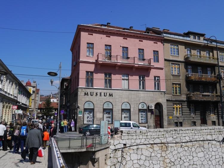 Museum Of Sarajevo 1878-1918