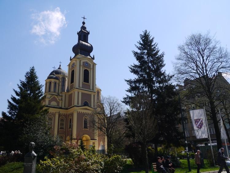 Serbian Orthodox Church Of Sarajevo