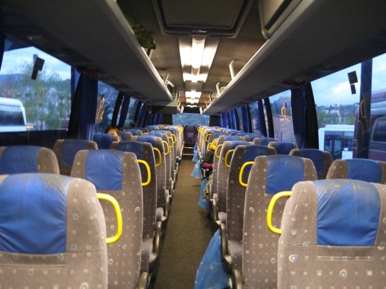 Sarajevo To Split Bus