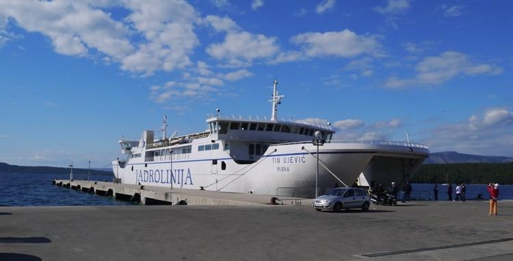 Stari Grad To Split Ferry