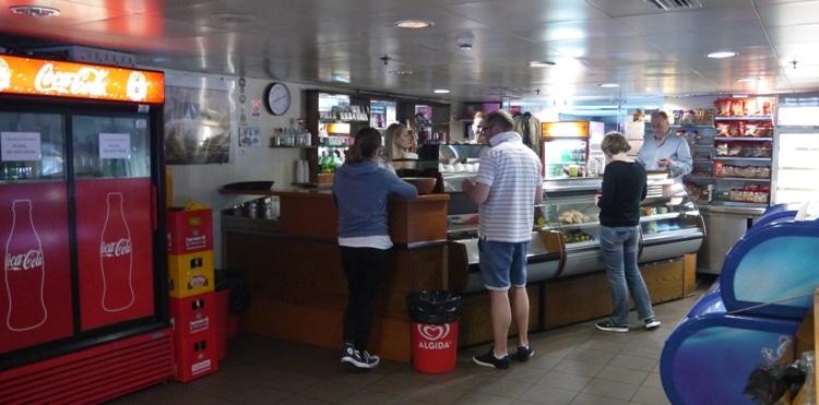 Cafe On The Split To Stari Grad Ferry