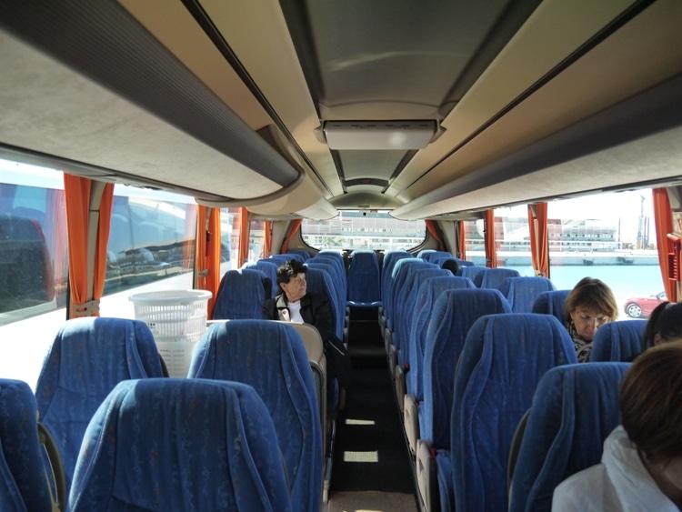 AP Varazdin Bus From Split To Trogir