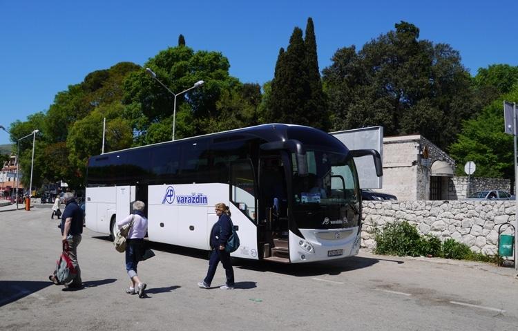 Sarajevo Bosnia To Split Croatia By Bus