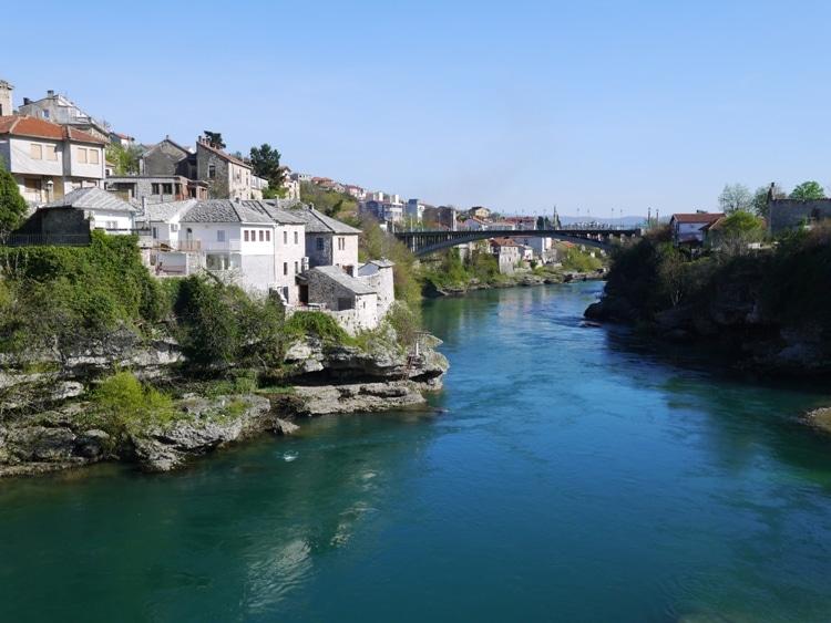 River Neretva, Mostar, Bosnia