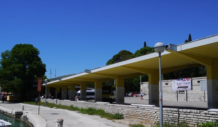 Trogir Bus Station