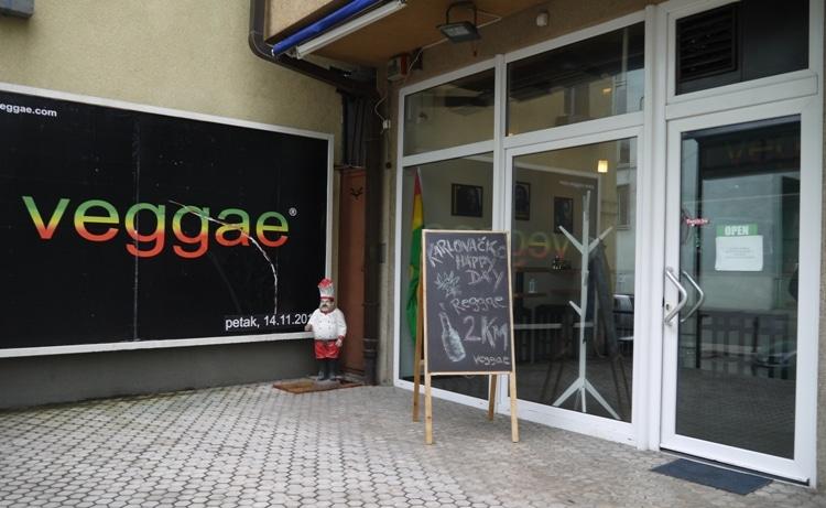 Veggae, Sarajevo, Bosnia