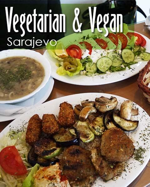 Vegetarian & Vegan Sarajevo