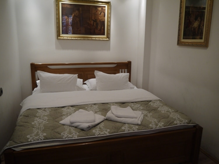 Main Bedroom At Villa Ivana, Old Town Kotor, Montenegro