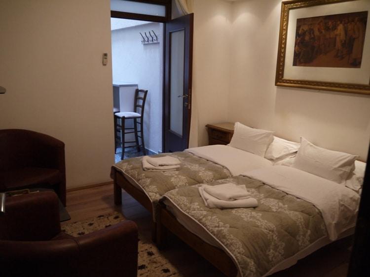 Bedroom 2 At Villa Ivana, Old Town Kotor, Montenegro