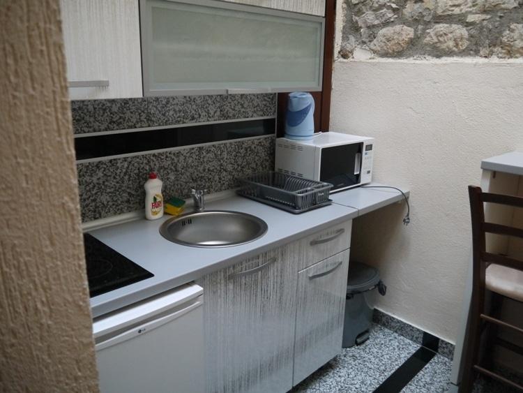 Kitchen At Villa Ivana, Old Town Kotor, Montenegro