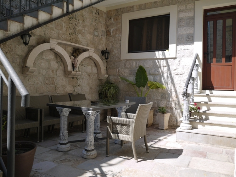 Villa Ivana, Kotor, Montenegro