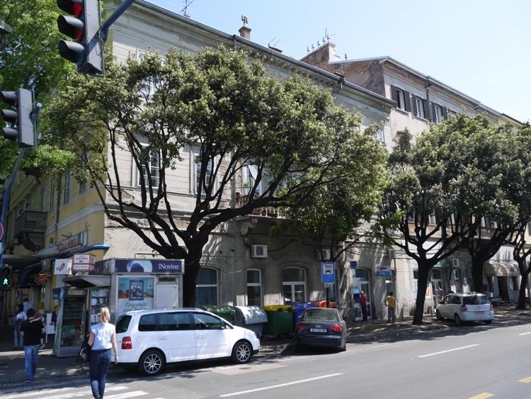 Apartment Molo Longo, Rijeka, Croatia
