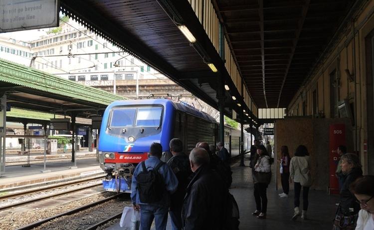 Genoa To Ventimiglia Train