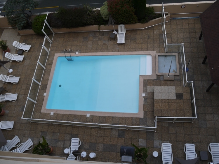 Swimming Pool At Ibis Nice Centre Gare, Nice, France