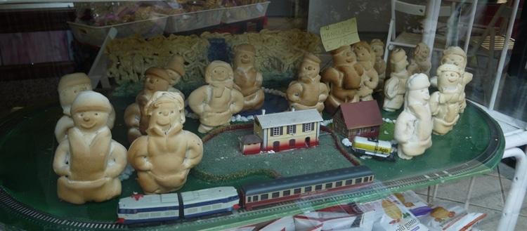 The Bread Men. Milan