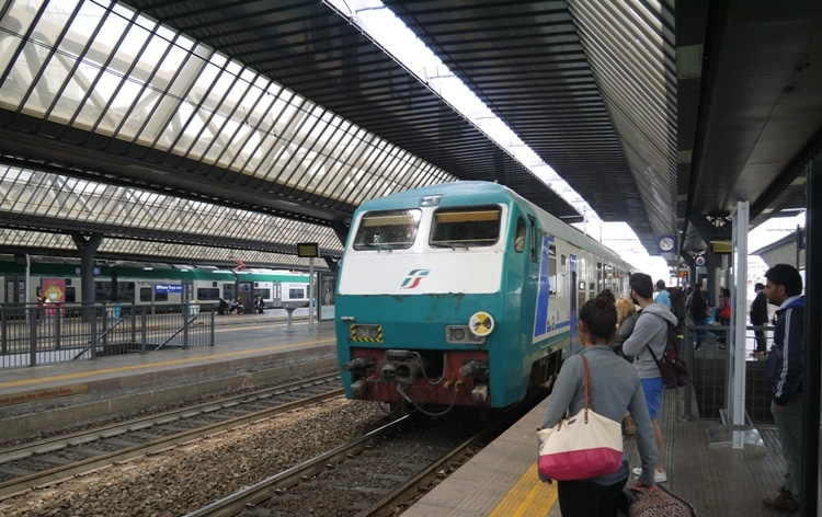 Milan To Genoa Train