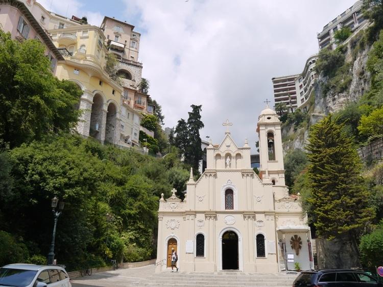 Sainte-Devote Chapel, Monaco
