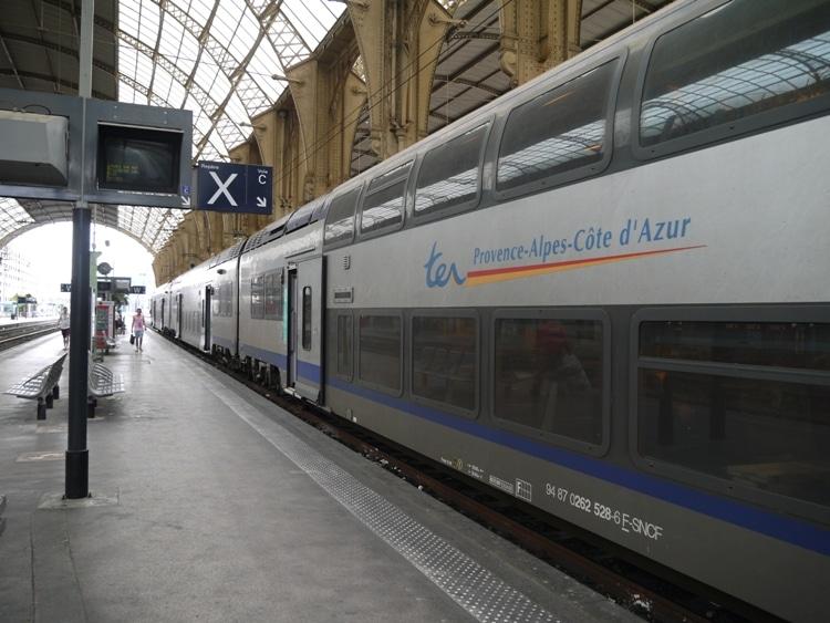 Monaco Monte-Carlo To Nice Ville Train