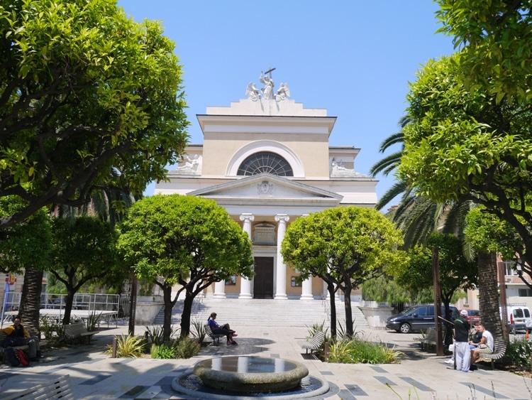 Church Of Saint John The Baptist, Nice, France
