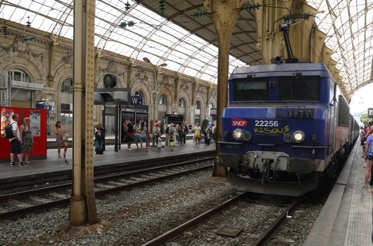 Nice To Monaco Train