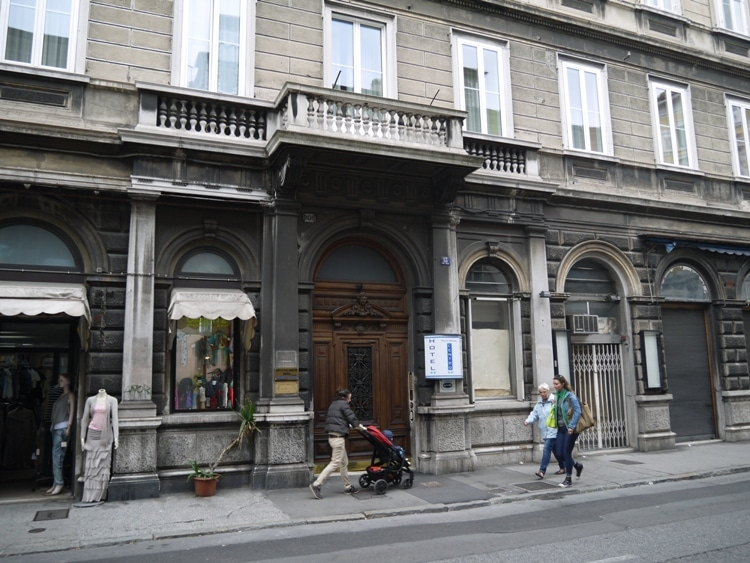 Nuovo Albergo Centro Hotel, Trieste, Italy