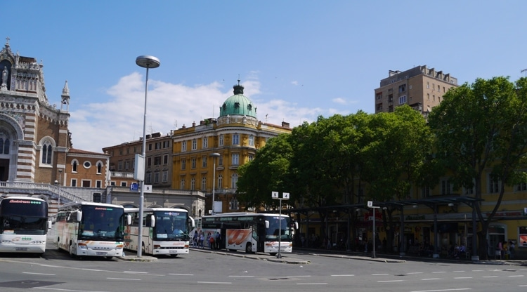 Rijeka Bus Station